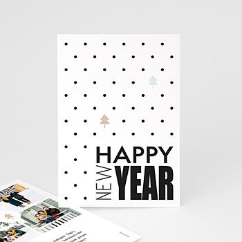 Weihnachtskarten - Typografisch - 0