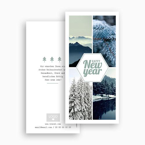 Weihnachtskarten - Snowy Winter 55311 preview