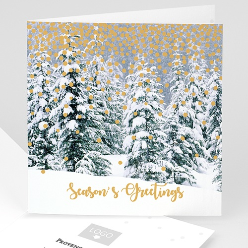 Weihnachtskarten - Waldzauber 55336