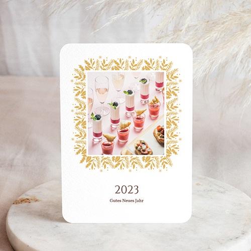 Weihnachtskarten - Weihnachtsbäckerei 55354