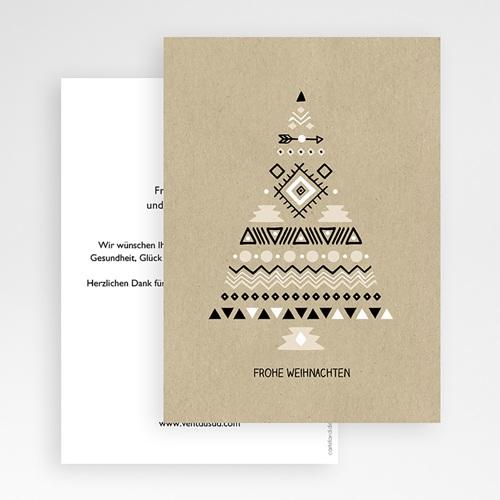 Weihnachtskarten - Christbaum 55419 test