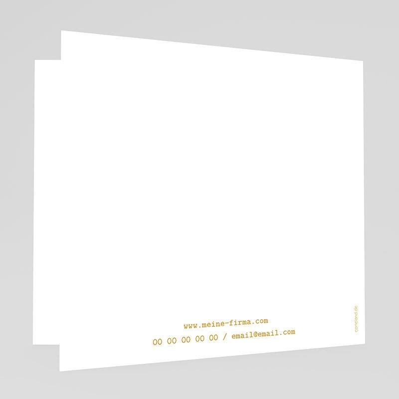 Geschäftliche Weihnachtskarten Wolken Origami gratuit