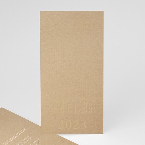 Weihnachtskarten - Goldregen 55536