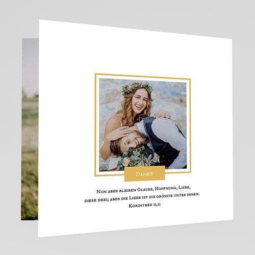 Stilvolle Danksagung Hochzeit - Chic 55625 test