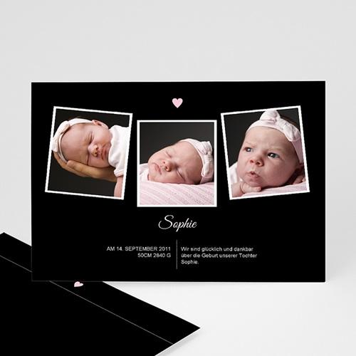 Geburtskarten selbst gestalten  - Wesentlich