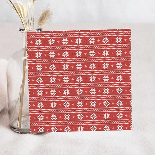 Weihnachtskarten Jahresbilanz pas cher