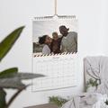 Wandkalender 2018 - Gestreiftes Design 56416 test