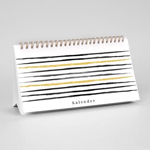 Tischkalender  - Tusche & Gold 56440 preview