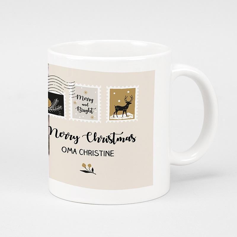 Fototasse Weihnachten - Weihnachtsbrief 56535 thumb