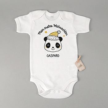Babybody Panda Noel