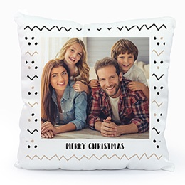 Coussin Geschenke Kuschelig weihnachtlich