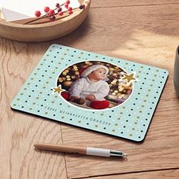 Mousepad Geschenke Sternenbild