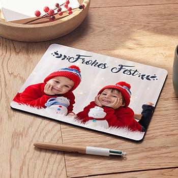 Foto-Mousepad - Schickes Blau - 0