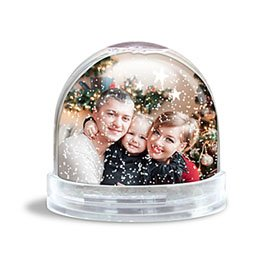 Boule à neige Geschenke Deko Weihnachten