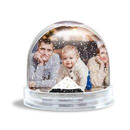 Boule à neige Geschenke Fotos Weihnachten