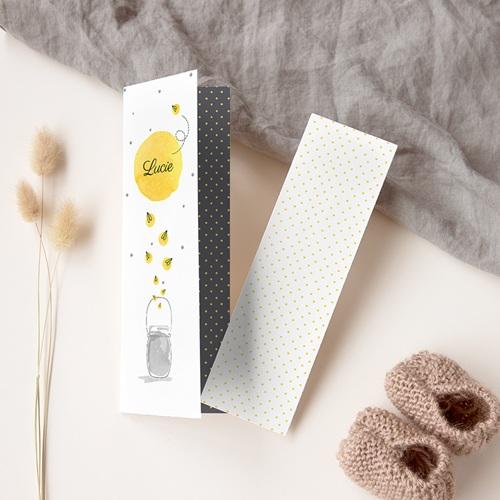 Foto-Babykarten gestalten - Glühwürmchen 57023 preview