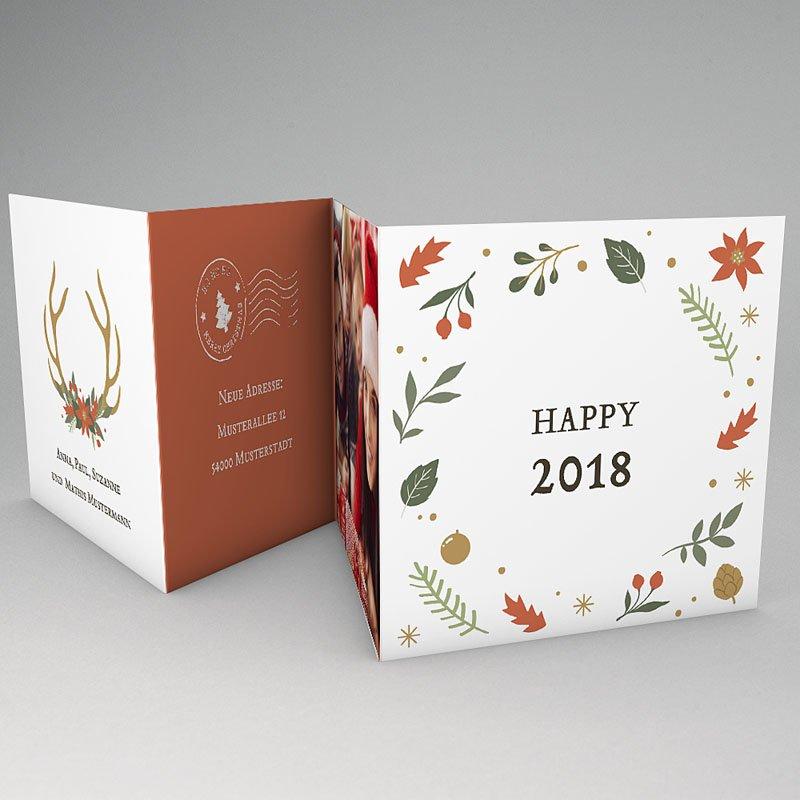 Weihnachtskarten - Rauschengel 57189 thumb