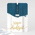 Kreative Hochzeitskarten - Gold & Aquarell 57330 thumb