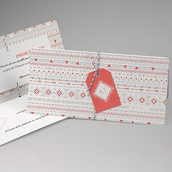 Hochzeitskarten Vintage  - Boho Style - 0