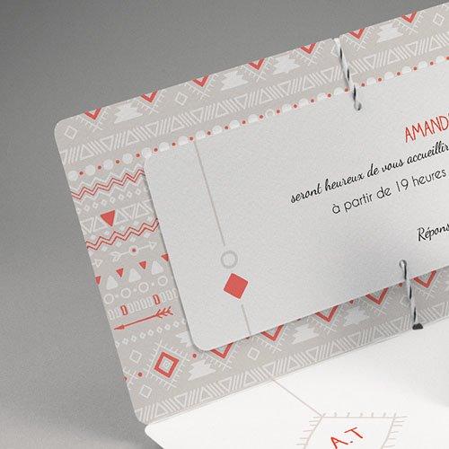 Hochzeitseinladungen Boho Style gratuit