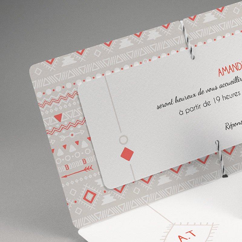 Hochzeitskarten Vintage Boho Style Carteland De