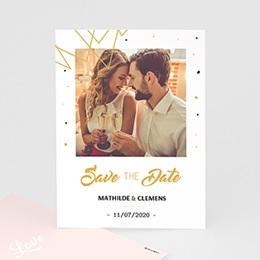 Save the date Hochzeit Ja, ich will