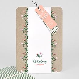 Karten Hochzeit Wiesenhochzeit