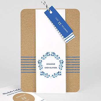 Einladungskarten Landhochzeit - Mediterran - 0