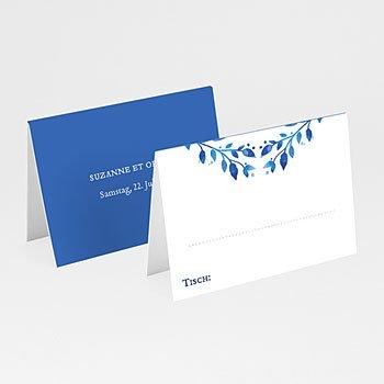 Tischkarten Hochzeit - Mediterran - 0