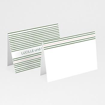 Tischkarten Hochzeit - Wiesenhochzeit - 0
