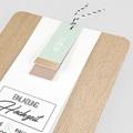 Hochzeitskarten Vintage  - Holz & Pastell 58011 thumb