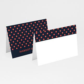 Tischkarten Hochzeit - So french - 0