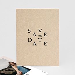 Save The Date  Pastel & Neutral
