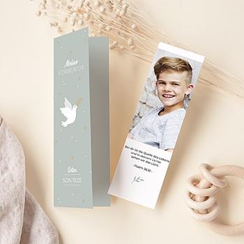 Einladungskarten Kommunion Jungen - Botschafter - 0
