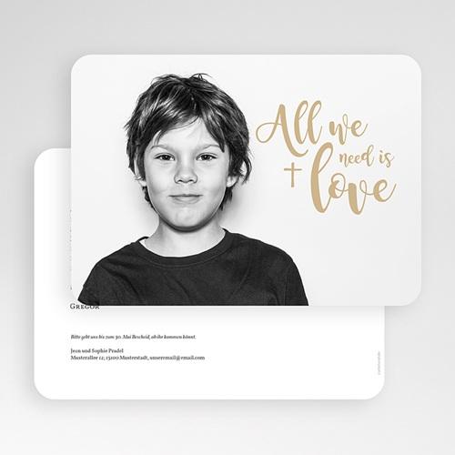 Einladungskarten Kommunion fur Jungen Love gratuit