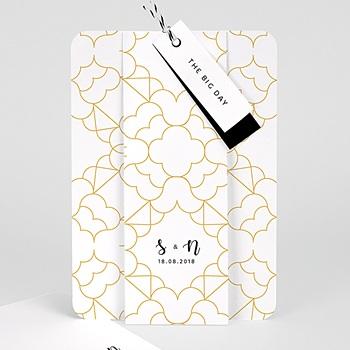 Orientalische Hochzeitskarten  - Alhambra - 0