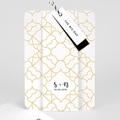Orientalische Hochzeitskarten  - Alhambra 58941 thumb