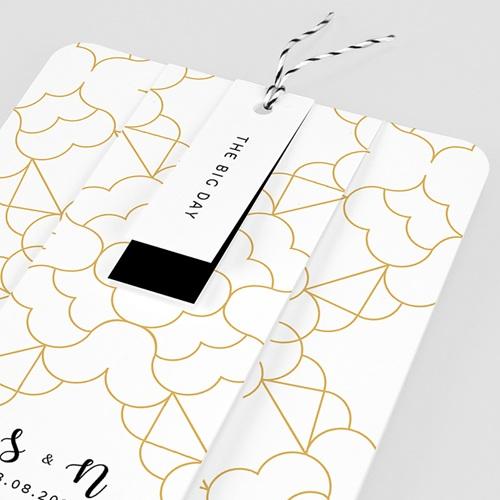 Orientalische Hochzeitskarten  - Alhambra 58942 thumb