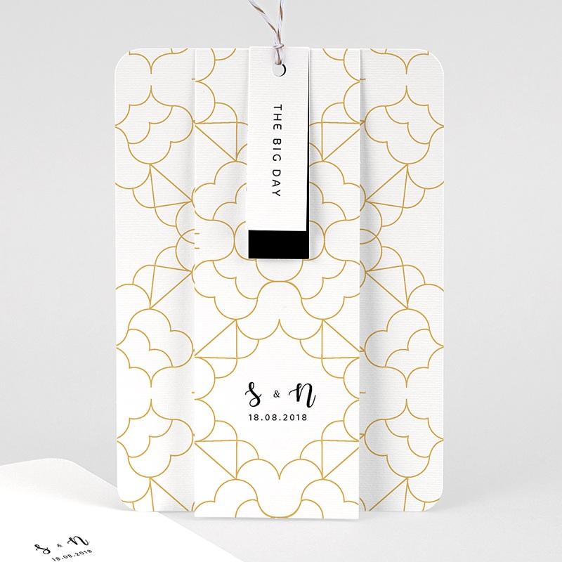 Orientalische Hochzeitskarten  - Alhambra 58944 thumb