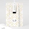 Orientalische Hochzeitskarten  - Alhambra 58945 thumb