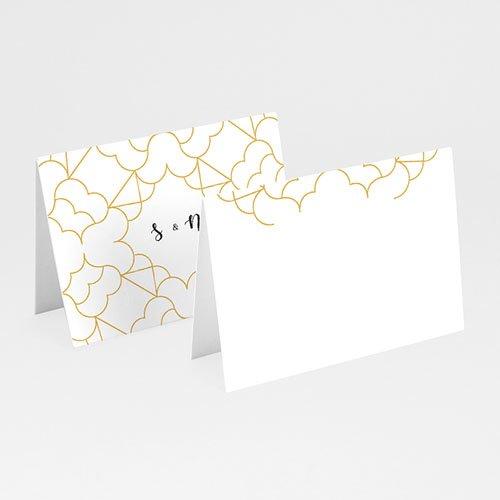 Tischkarten Hochzeit Alhambra