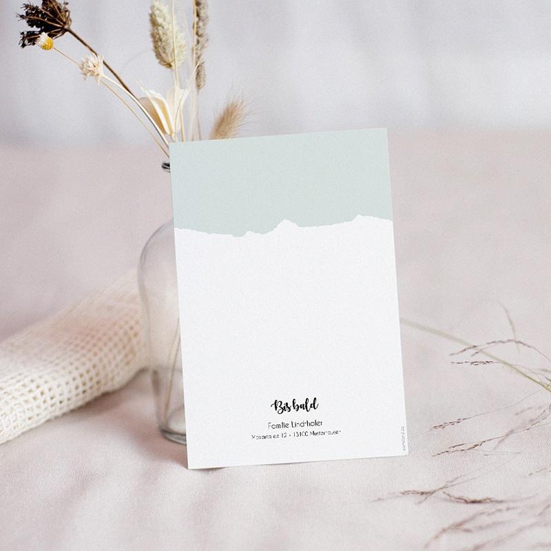 Geburtskarten für Jungen Simply Cute pas cher