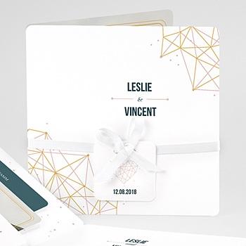 Kreative Hochzeitskarten - Konstellation - 0