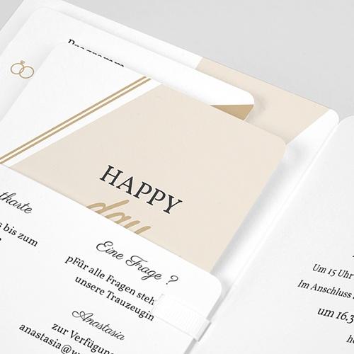 Einladungskarten Hochzeit  - Metropolitan 59435 thumb