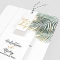 Hochzeitseinladungen Palm Springs pas cher