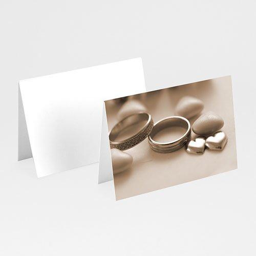 Tischkarten Hochzeit personalisiert Der Klassiker
