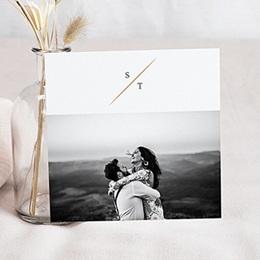 Danksagungskarten Hochzeit Aquarell Natur