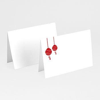 Tischkarten Hochzeit personalisiert - Hochzeitskarte - 1