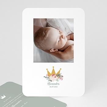 Geburtskarten für Mädchen - Little Princess - 0