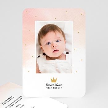 Geburtskarten für Mädchen - Märchenhaft - 0